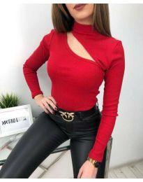 Bluza - kod 6363 - crvena
