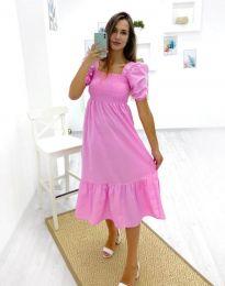 Haljina - kod 3283 - 1 - roze