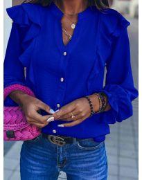 Košulja - kod 8789 - plava