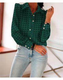 Košulja - kod 654 - maslinasto zelena