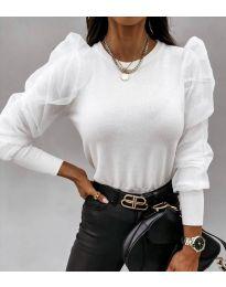 Bluza - kod 4245 - bijela