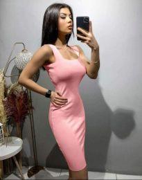 Haljina - kod 10300 - svijetlo ružičasta