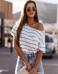 Majica - kod 5865 - bijela