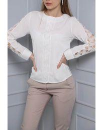 Bluza - kod 0639 - 2 - bijela
