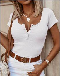 Majica - kod 3233 - bijela