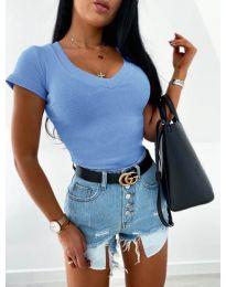Bluza - kod 756 - svijetlo plava