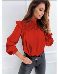 Bluza - kod 6202 - crvena