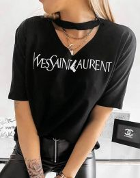 Majica - kod 4257 - crna