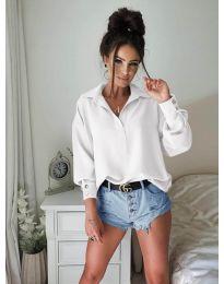 Košulja - kod 9898 - bijela