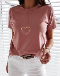 Majica - kod 3701 - puder