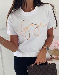 Majica - kod 3350 - bijela