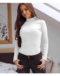 Bluza - kod 6323 - bijela