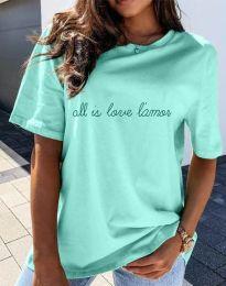 Majica - kod 36755 - menta