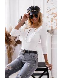 Bluza - kod 9792 - 2 - bijela