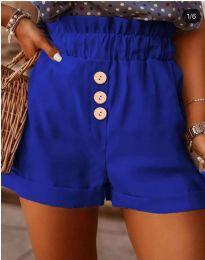 Kratke hlače - kod 9383 - tamno plava