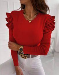 Bluza - kod 1653 - 1 - crvena