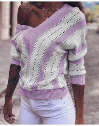 Bluza - kod 786 - ljubičasta
