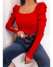Bluza - kod 11517 - crvena