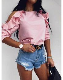 Bluza - kod 3434 - roze