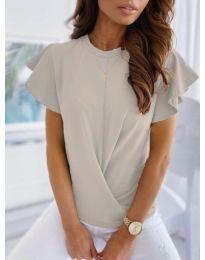 Majica - kod 515 - svijetlo siva