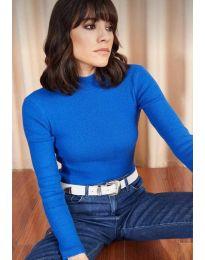 Bluza - kod 11499 - plava