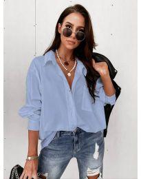 Košulja - kod 8304 - svijetlo plava