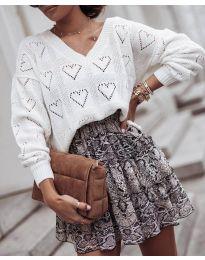 Bluza - kod 137 - bijela