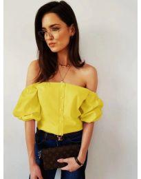 Bluza - kod 243 - žutа