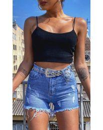 Kratke hlače - kod 063 - plava