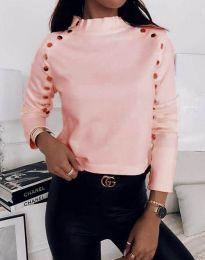 Bluza - kod 2899 - 3 - roze
