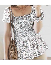 Bluza - kod 3464 - bijela