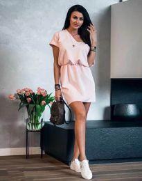 Haljina - kod 3214 - roze
