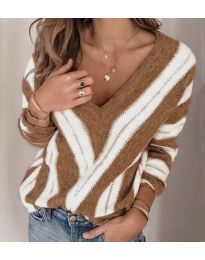 Bluza - kod 786 - smeđa