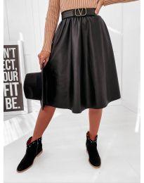 Suknja - kod 6767 - crna