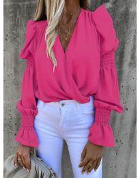 Bluza - kod 5451 - boja ciklame