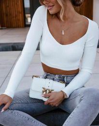 Bluza - kod 12064 - bijela