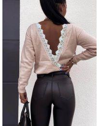 Bluza - kod 6050 - roze