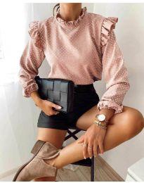 Bluza - kod 5455 - roze