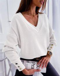 Bluza - kod 5236 - bijela