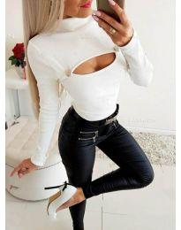 Bluza - kod 3501 - bijela