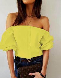 Košulja - kod 3525 - žuta