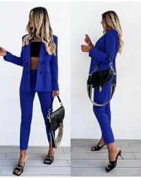 Komplet - kod 5611 - plava