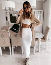 Suknja - kod 2260 - bijela