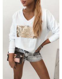 Bluza - kod 4150 - bijela