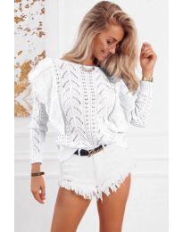 Bluza - kod 5321 - bijela