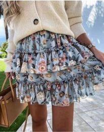 Suknja - kod 4851 - 3 - šarena