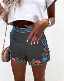 Kratke hlače - kod 0955 - 2 - crna