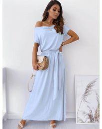 Haljina - kod 7700 - svijetlo plava