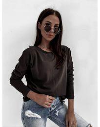 Bluza - kod 5582 - crna