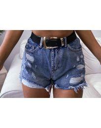 Kratke hlače - kod 033 - plava